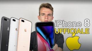 iPhone 8 UFFICIALE - TUTTE le Novità
