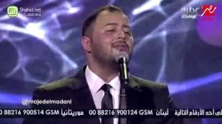 Arab Idol - ماجد المدني - عيون القلب- الحلقات المباشرة