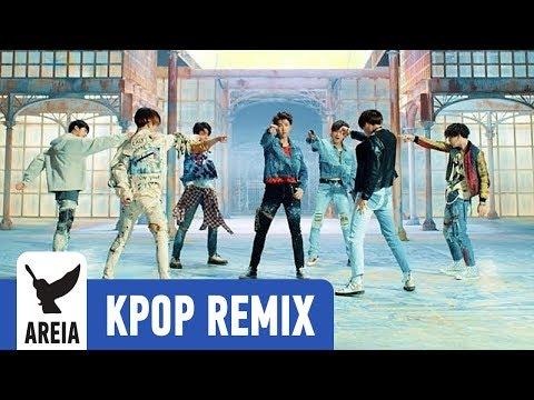 BTS (방탄소년단) - FAKE LOVE | Areia Kpop Remix #310
