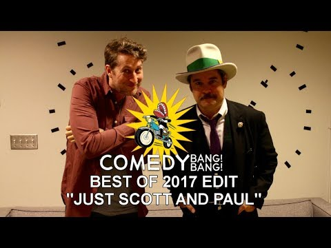 Comedy Bang! Bang!  Best of 2017 Edited