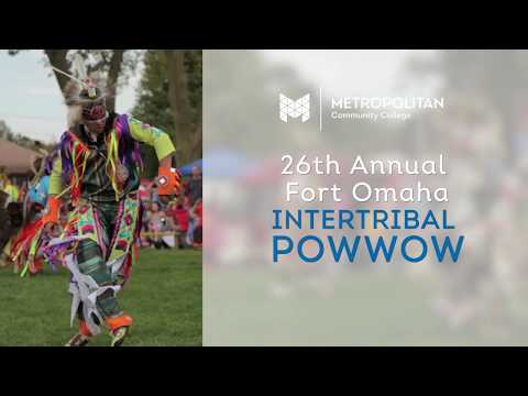 26th Annual Fort Omaha Intertribal Powwow - 2017