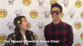 Can Nguyen (Poreotics Dance Crew) Interview