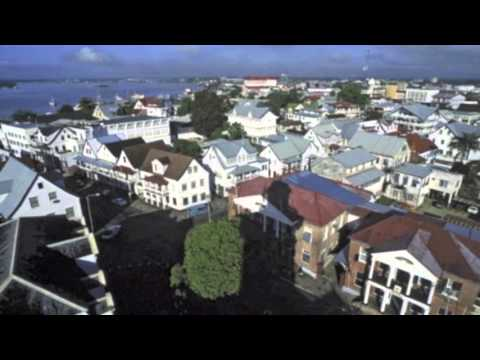 Economic Environment of Suriname