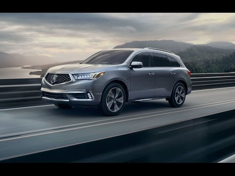 2017 Acura MDX - Driving Assist Systems