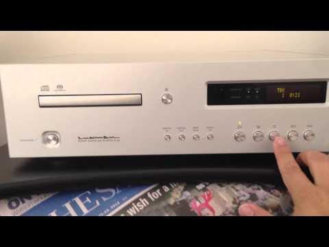 LUXMAN D-06 CD SACD Player  230V