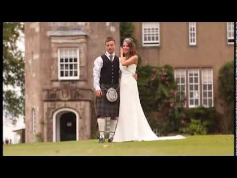 Jackie & John Hamilton - Boturich Castle,Balloch - 27th July 2013 - Full
