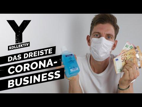 Mundschutz Und Desinfektionsmittel Zu Wucherpreisen: Das Dreiste Business Mit Corona