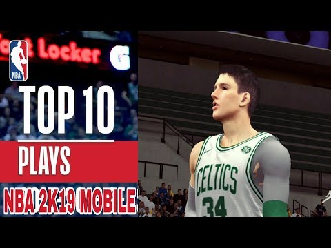 NBA 2K19 MobiLe | First Official TOP 10 PLAYS Of The Week - Ankle Breakers, Posterizer & More #1.