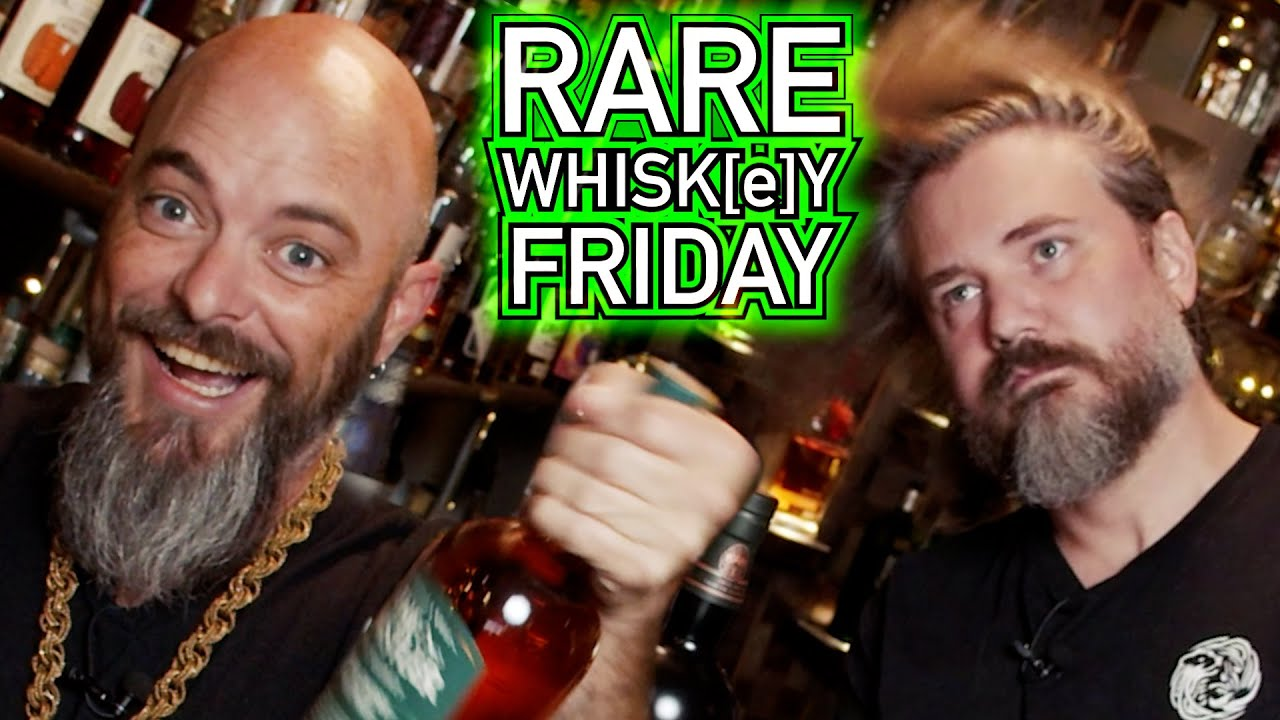 RARE WHISK[E]Y FRIDAY! - June 11th, 2021