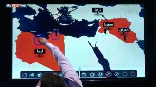 الحرب على داعش.. عدو واحد وجبهات ثلاث