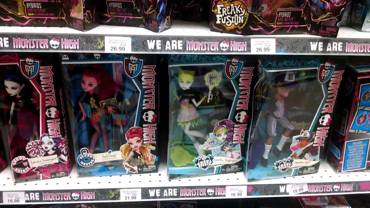 Ever After High Toys R Us : Toy hunting at toys r us ever after high monster