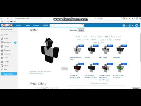 Roblox How Make Your Character On Look Cool