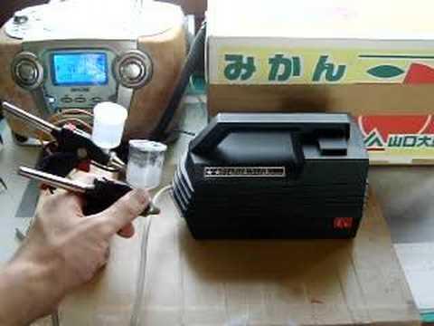 Tamiya Basic Compressor
