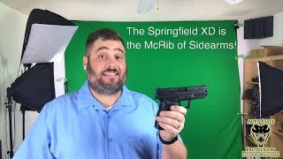 The Springfield XD is the McRib of Sidearms | Active Self Protection Extra