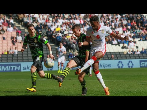 HIGHLIGHTS: MK Dons 1-2 Doncaster Rovers