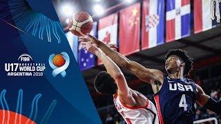 China v United States - Full Game - FIBA U17 Basketball World Cup 2018