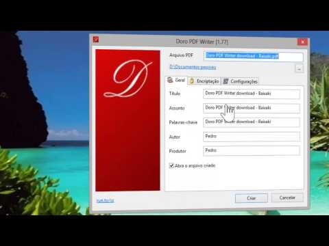 ▶Converter Qualquer Arquivo Para PDF Rápido E Fácil!