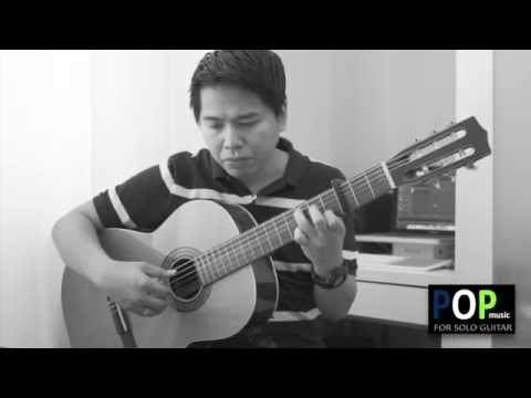 You Needed Me - Anne Murray (solo guitar cover)