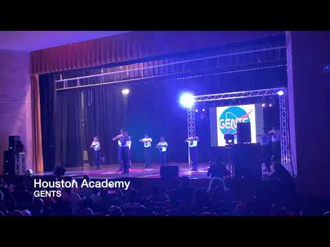 Houston Academy GENTS at the WSA Jr Stomp Down