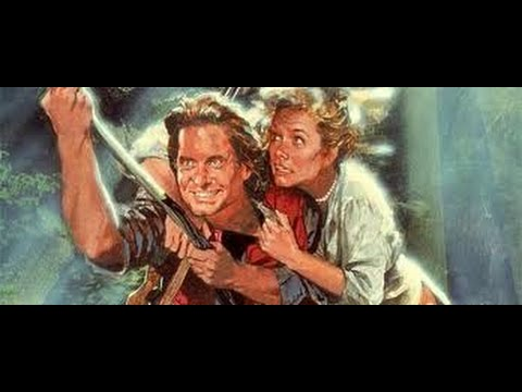 1984 Romancing the Stone TV Movie Trailer