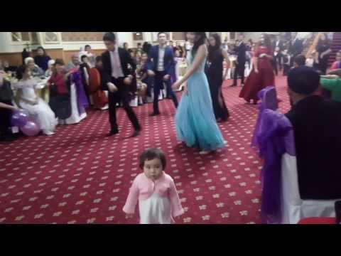 Видео: Самый лучший флешмоб на свадьбе 03.11.2016 Бакдаулет-Мадина