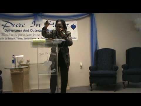 Apostle La'Tonia Turner - God's Got A Plan Part Two