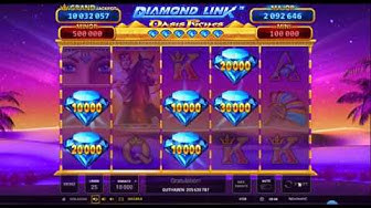 Diamond Link Oasis Riches kostenlos spielen - Novomatic / Novoline