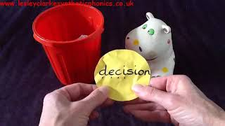 Letters and Sounds Phase 5c Week 32: Sort The Rubbish & Fill The Hippo Bank: 'sion'