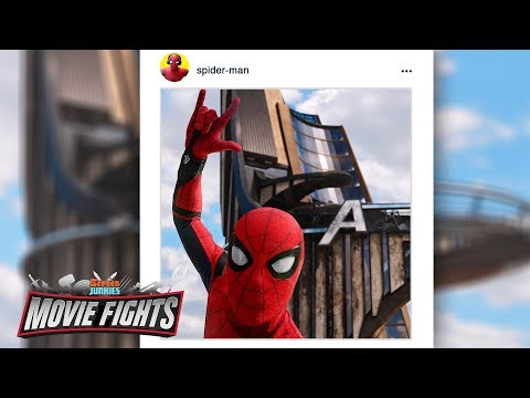 What Movie Character Would Have the Best Instagram Account? - MOVIE FIGHTS!