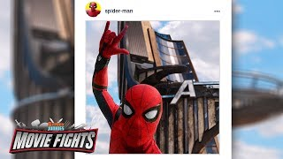 What Movie Character Would Have the Best Instagram Account?   MOVIE FIGHTS!