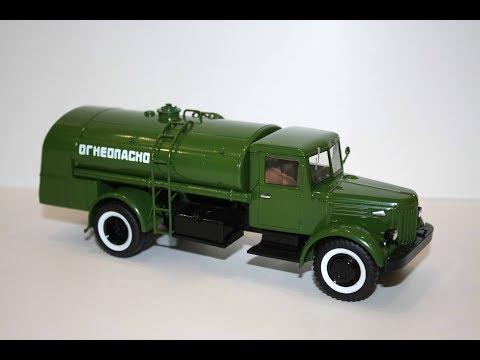 МАЗ 200 ТЗ (SSM) Обзор модели