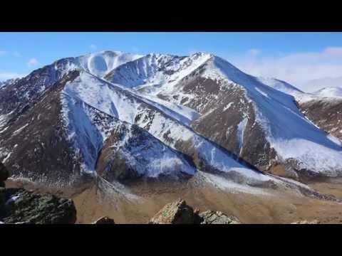 Сайлюгем: в краю степей и гор