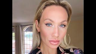 Идеальный вечерний макияж Ксения Шапор стрелки