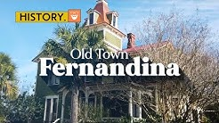 A Tale of Two Towns: Exploring the Original Fernandina Beach | ChadGallivanter