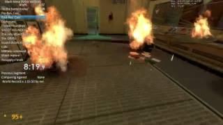 [WR] Black Mesa Speedrun in 1:10:44