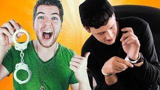 MEIN 1. PRANK! ft. CrispyRob & Simon Will