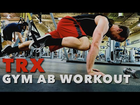 trx ab workout six pack abs  youtube