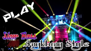 Download DJ PLAY - Angklung Style Slow Bass, Cocoook Buat Joged