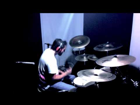 Rage Against The Machine - Vietnow (Drum Cover by Chucho RomUs)
