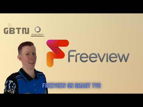 Freeview on smart TVs