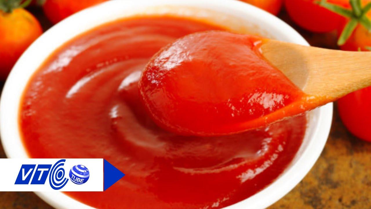 Tuyệt chiêu làm sốt cà chua ăn cả năm   VTC