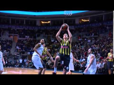 Fenerbahçe Ülker Top 16 En İyi Hareketler