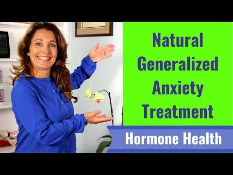 Natural Generalized Anxiety Treatment | 3 Quick Natural Anxiety Remedies