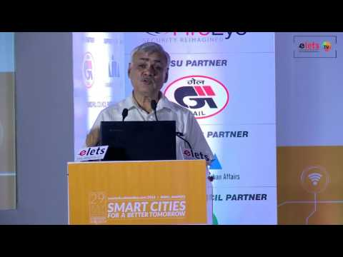 elets' 10th Smart City Summit Delhi, 2016 - Leveraging Technology...