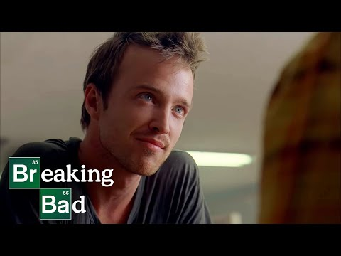 Jesse Pinkman Works an Angle at the Gas Station - Breaking Bad: S3 E4 Clip