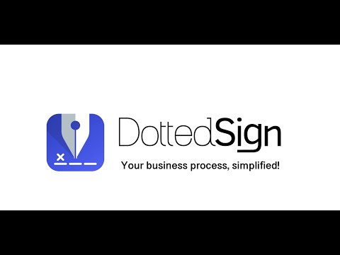 DottedSign: Your Business Process
