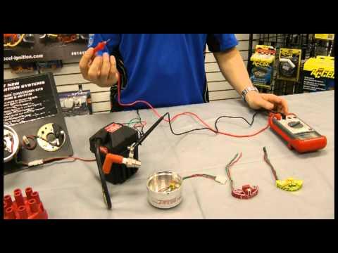 mallory unilite electronic ignition module testing