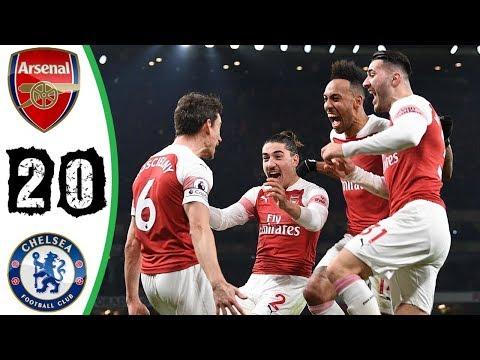 Hasil Pertandingan Liga Inggris Tadi Malam | Gol & Highlight | 19/01/2019