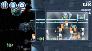 Angry birds star wars 2 all bird side boss fight