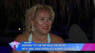 Bülent Serttaş'a Eşi Selvi Serttaş'tan Unutulmaz Bir Evlilik Yıl Dönümü Sürprizi